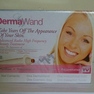 Other - Derma-wand. High Frequency. Reduce Wrinkles.